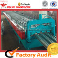 High-end Deck Floor Forming Machine For Steel Structural Building